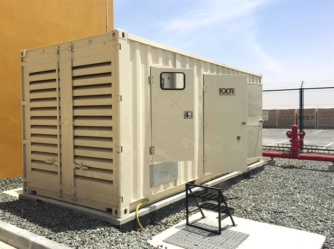 DEWA Phase III Solar Power Project 2