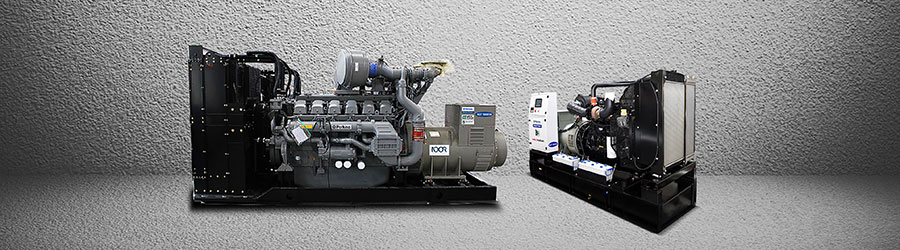 diesel generator set open type - Perkins Diesel Generator Set