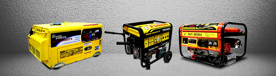 portable genset - Portable Generator Set