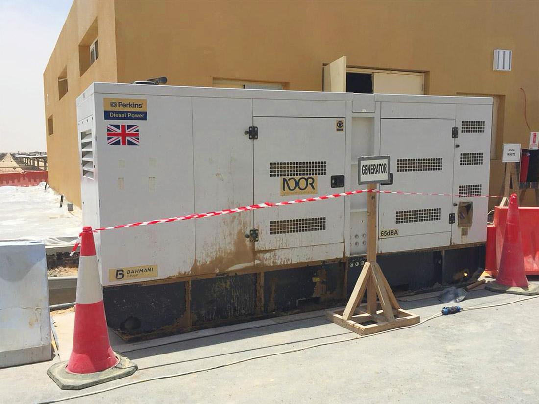 250kVA Generator Set