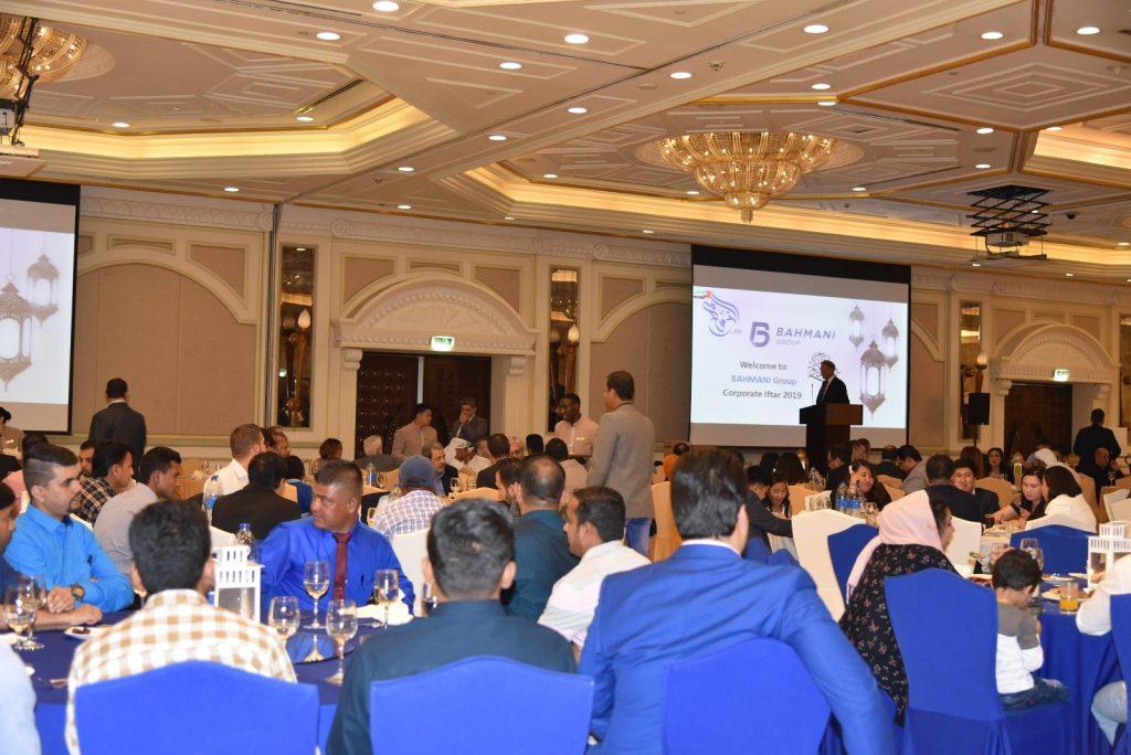 5 1024x684 - Corporate Iftar dinner at Habtoor Grand Resort hotel in Jumeriah Beach Dubai - 2019